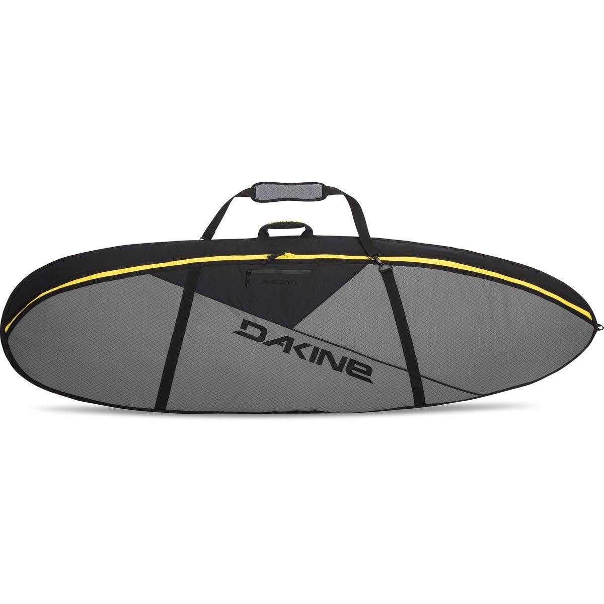 Dakine Recon Double Surfboard Bag Thruster 7'6'' Surf Boardbag Carbon