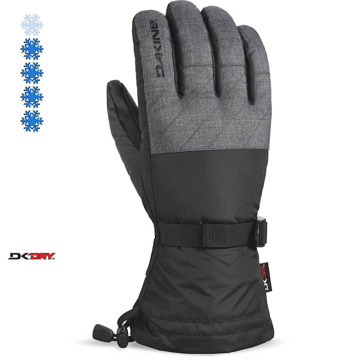 Dakine Talon Glove Ski- / Snowboard Guanti Carbon