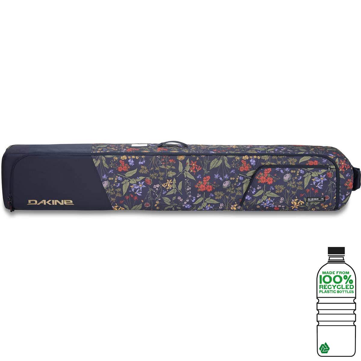 Dakine Fall Line Ski Roller Bag 190 cm Sci Borsa Botanics Pet