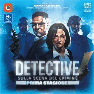 Pendragon Studio Detective - Prima Stagione