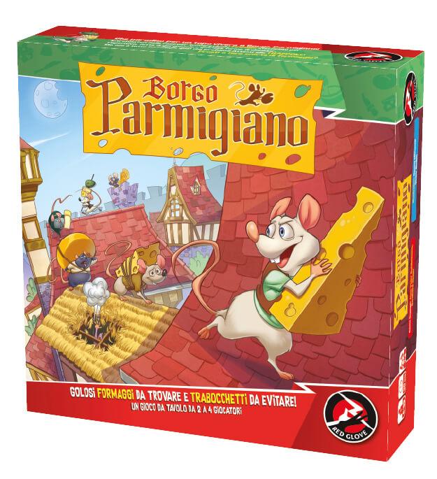 red glove borgo parmigiano