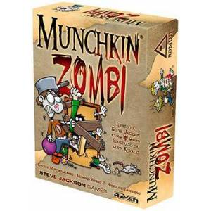 Raven Distribution Munchkin Zombi