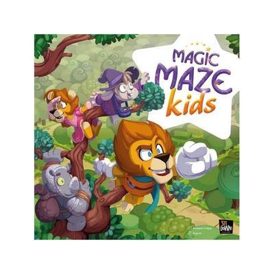 Ghenos Magic Maze Kids