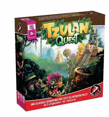 Red Glove Tzulan Quest