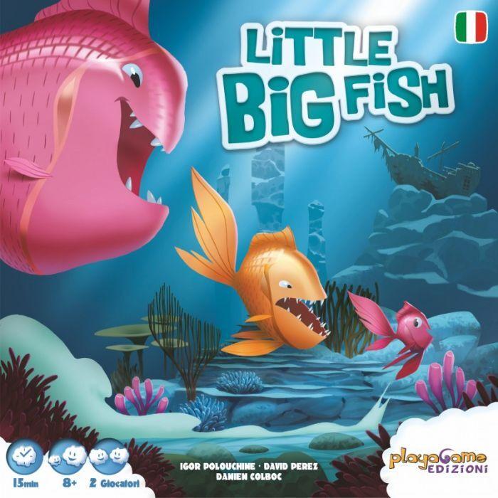Playagame Little Big Fish