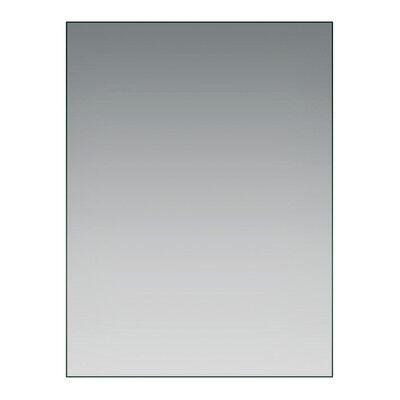 Sensea Specchio non luminoso bagno rettangolare Semplice L 70 x H 50 cm