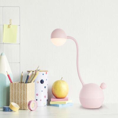 Brilliant Lampada da tavolo Pop Bowling rosa ,