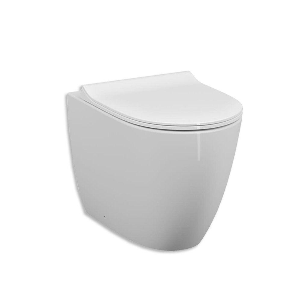 VITRA WC Sento filo muro a terra cod. 5985B003-0075