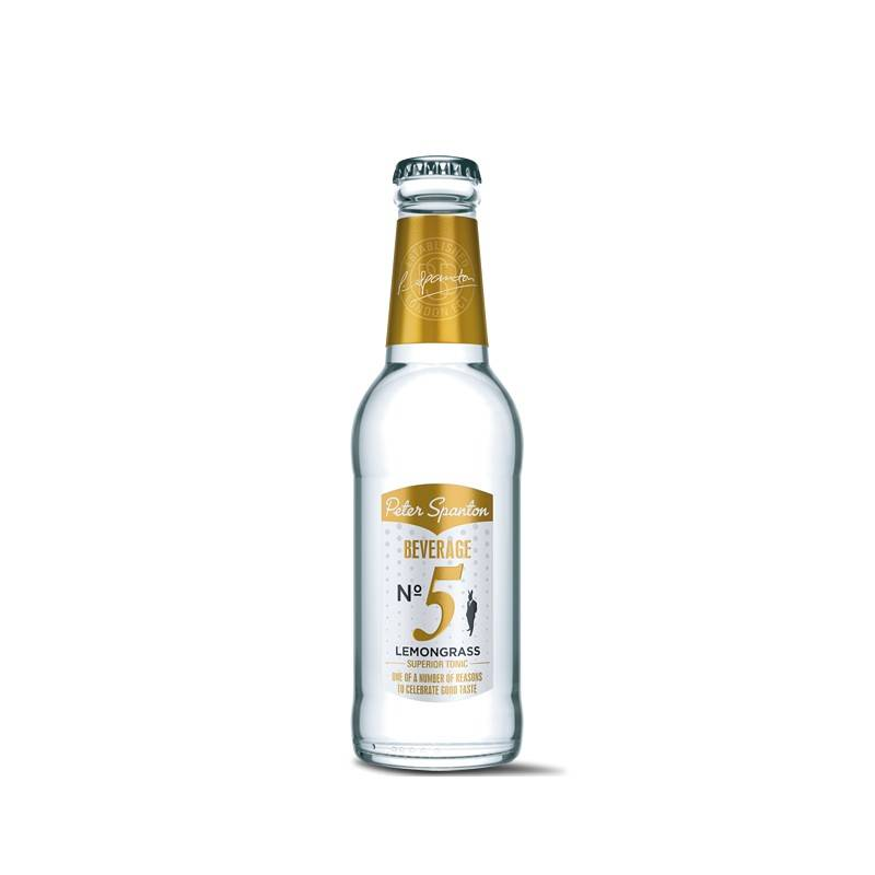 Peter Spanton Acqua Tonica Beverage N°5 Lemongrass Tonic