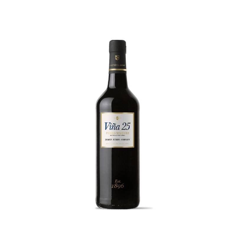 Lustau Jerez-Xérès-Sherry Vina 25