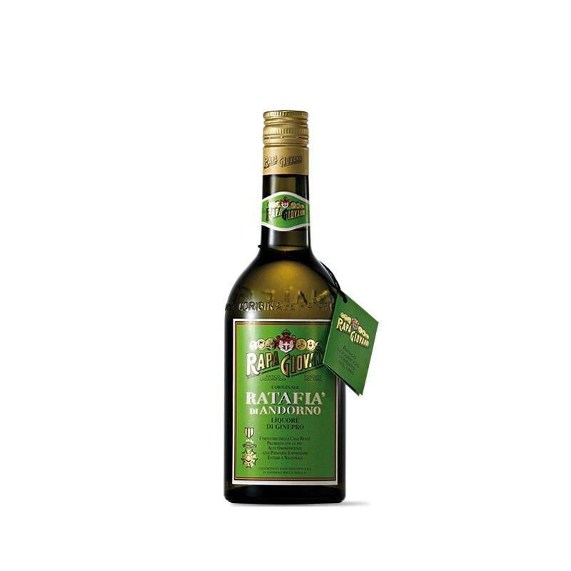 Rapa Giovanni Ratafià di Andorno Liquore di Ginepro