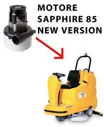 adiatek sapphire 85 36 volt (new) motore aspirazione lavapavimenti