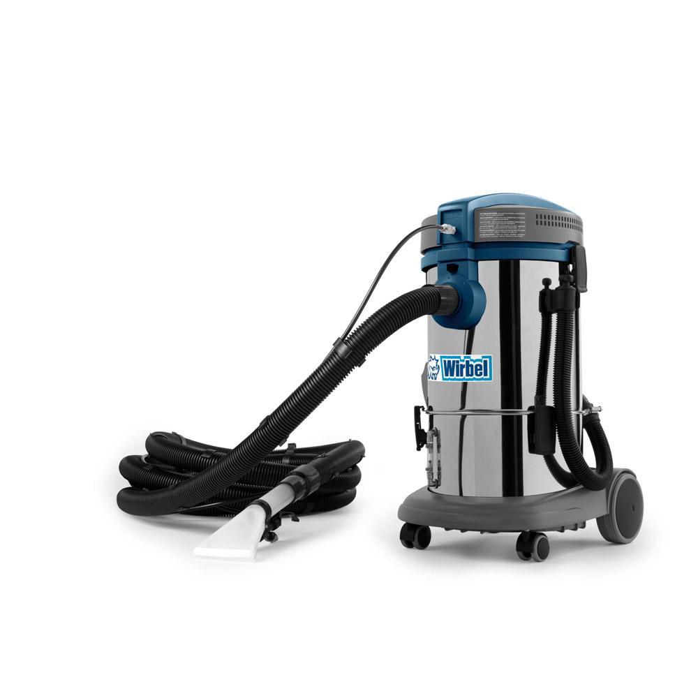 wirbel lavamoquette power extra 11 i auto aspirapolvere e aspiraliquidi professionale