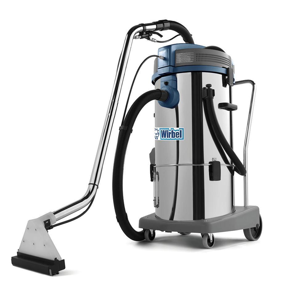 wirbel lavamoquette power extra 31 i ceme aspirapolvere e aspiraliquidi professionale