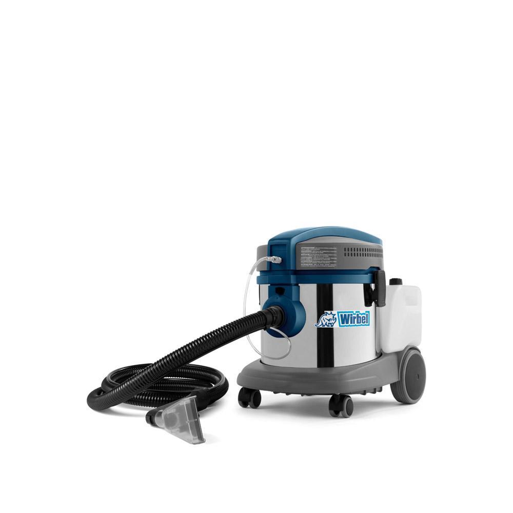 wirbel lavamoquette power extra 7 i aspirapolvere e aspiraliquidi professionale