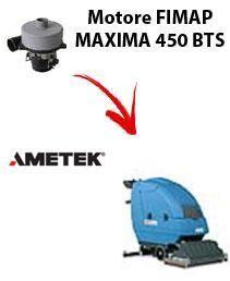 Fimap MOTORE di aspirazione AMETEK per lavapavimenti MAXIMA 450 BTS