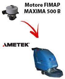 Fimap Motore Ametek di aspirazione per Lavapavimenti MAXIMA 500 B