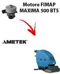 Fimap MOTORE aspirazione AMETEK per lavapavimenti MAXIMA 500 BTS