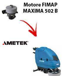 Fimap Motore di aspirazione Ametek per lavapavimenti MAXIMA 502 B