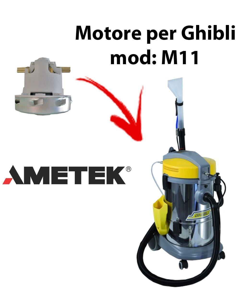 Ghibli & Wirbel Motore Ametek di aspirazione per Aspirapolvere GHIBLI modello M11