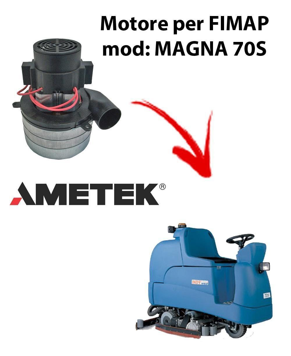 Fimap Motore aspirazione Ametek per Lavapavimenti MAGNA 70 S
