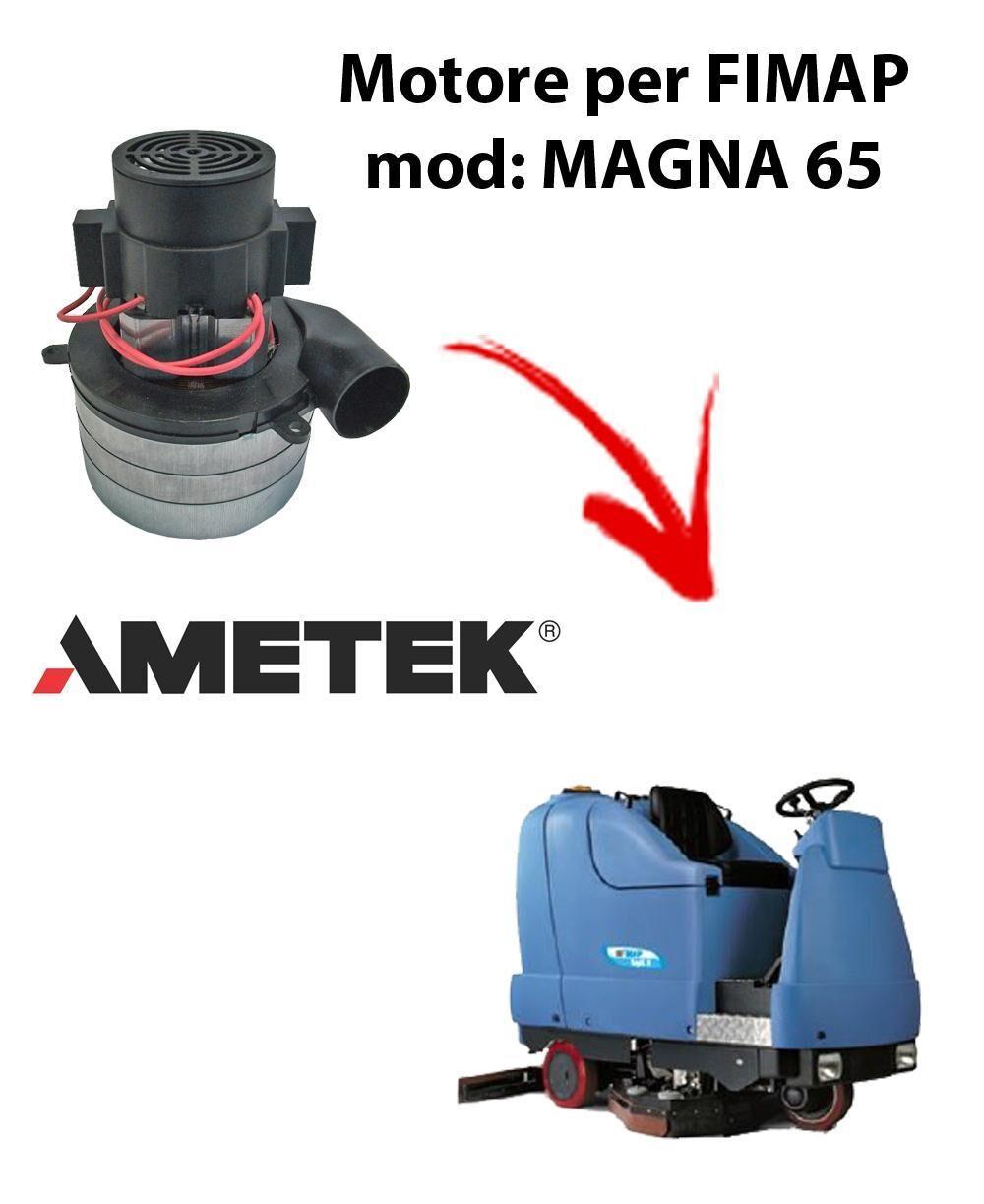 Fimap Motore aspirazione Ametek per Lavapavimenti MAGNA 65