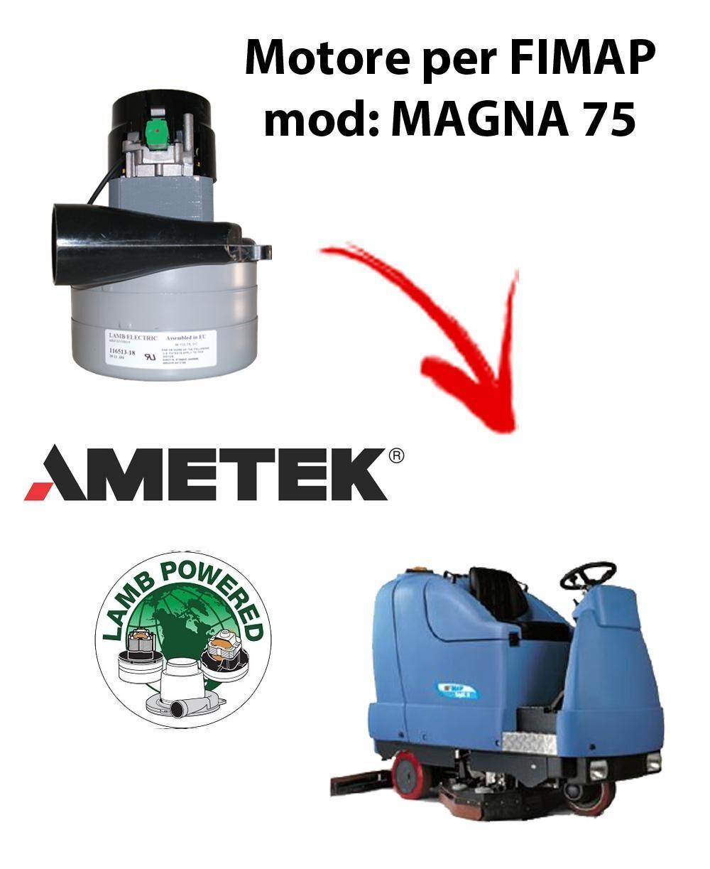 Fimap Motore aspirazione Ametek per Lavapavimenti MAGNA 75