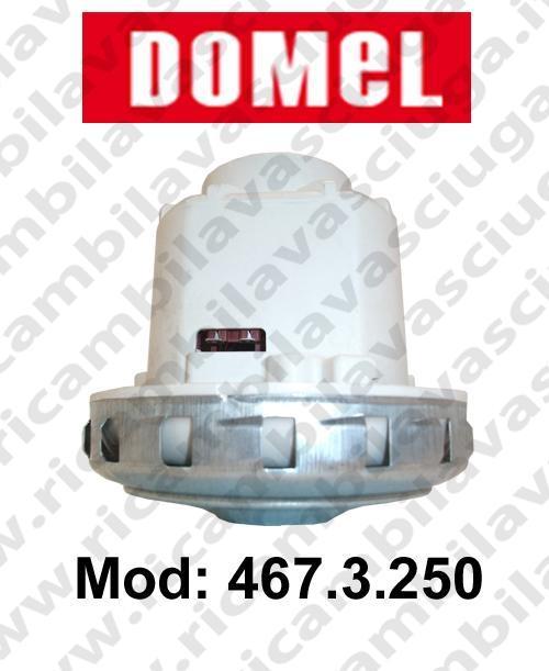 Domel Motore di aspirazione 467.3.250 per lavapavimenti