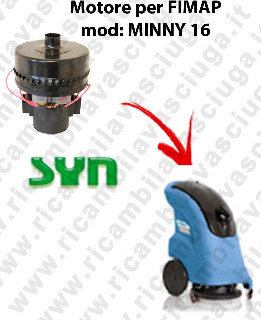 Fimap MINNY 16 Motore aspirazione SYN per lavapavimenti