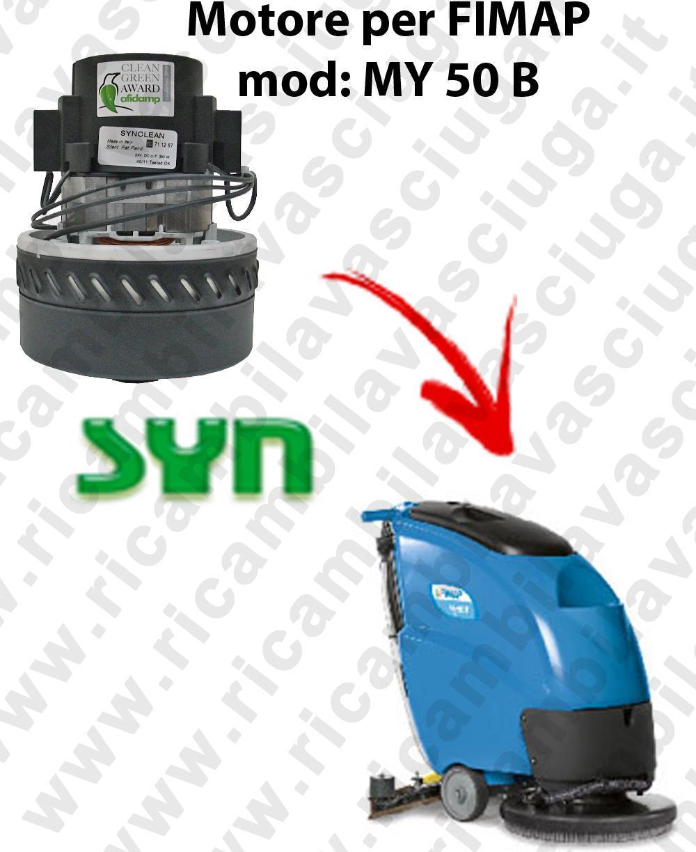 Fimap MY 50 B Motore aspirazione SYN per lavapavimenti