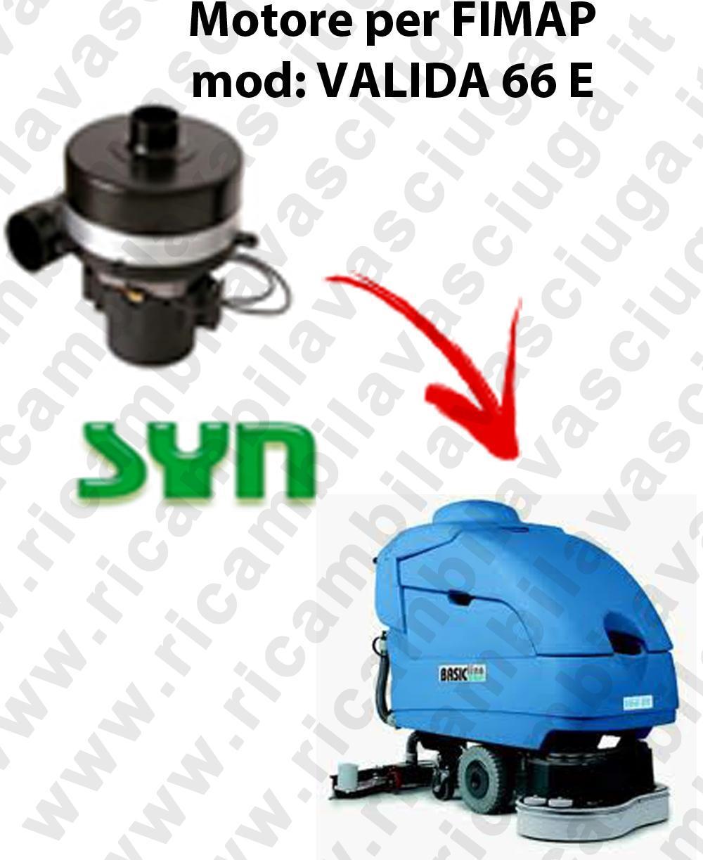 Fimap VALIDA 66 E MOTORE SYN aspirazione lavapavimenti