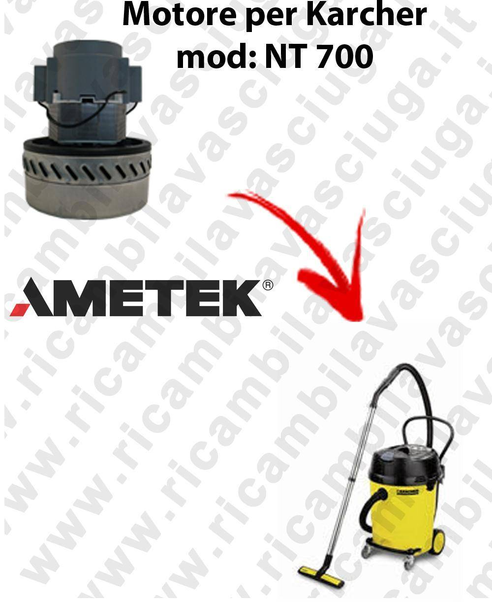 Karcher NT700 MOTORE ASPIRAZIONE AMETEK per aspirapolvere
