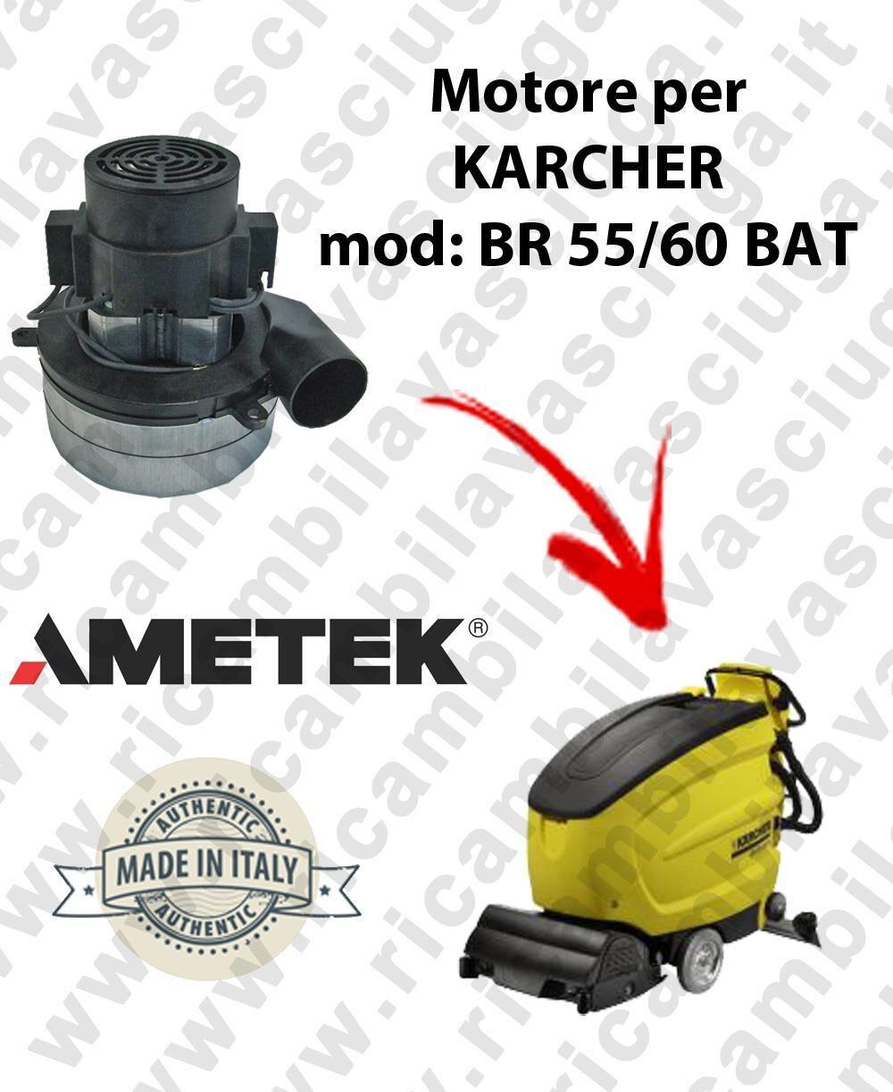 Karcher BR 55/60 BATT MOTORE AMETEK di aspirazione per lavapavimenti