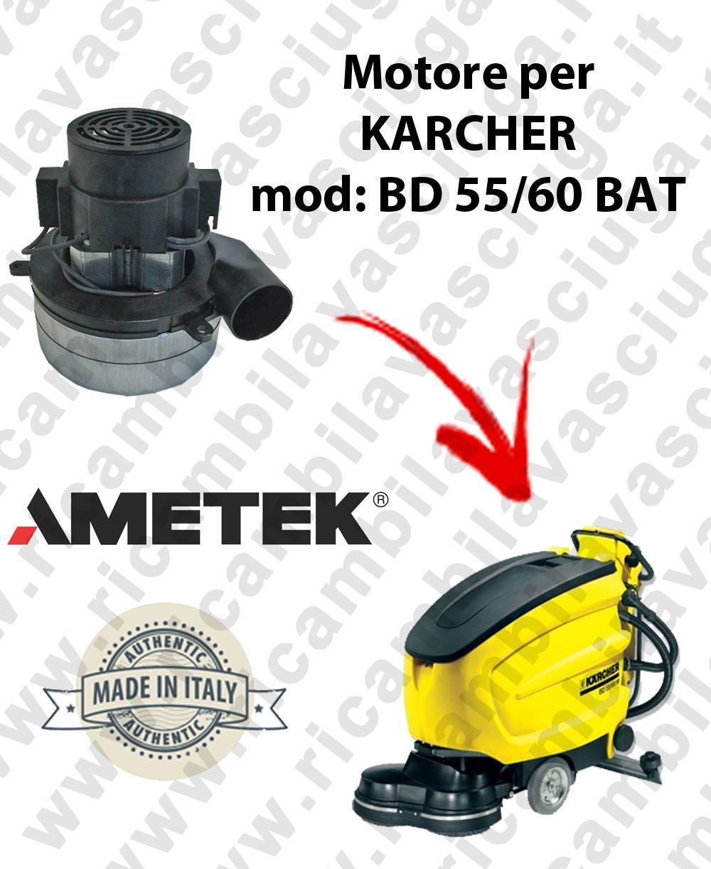 Karcher BD 55/60 BATT MOTORE AMETEK di aspirazione per lavapavimenti