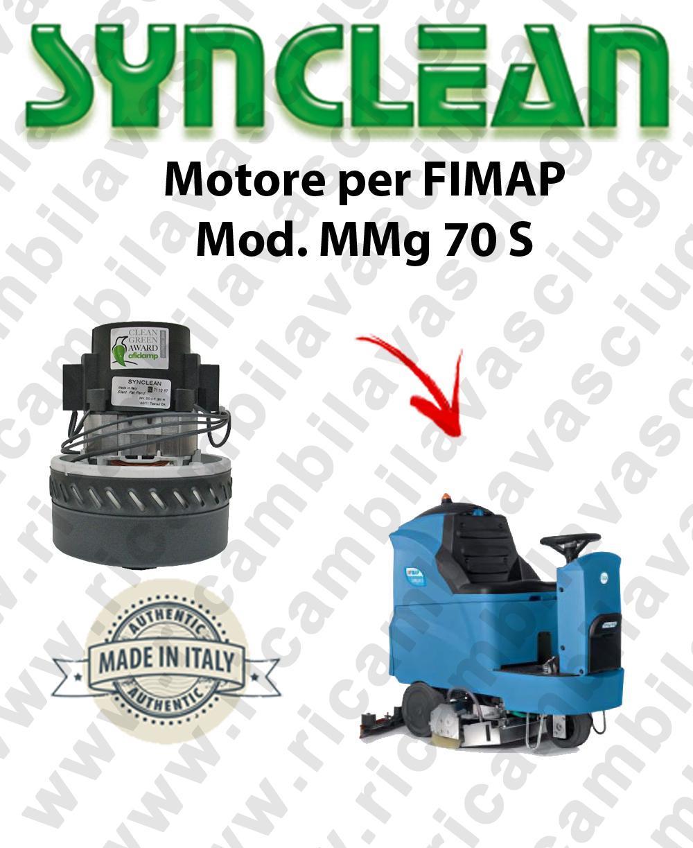 Fimap MMG 70 S MOTORE aspirazione SYNCLEAN lavapavimenti