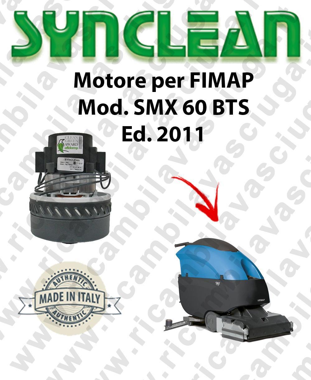 Fimap SMX 60 BTS Ed. 2011 MOTORE aspirazione LAMB AMETEK lavapavimenti