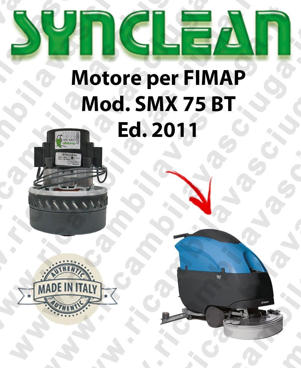 Fimap SMX 75 BT Ed. 2011 MOTORE aspirazione LAMB AMETEK lavapavimenti
