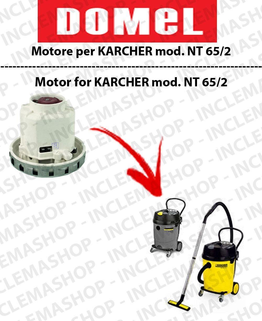Karcher NT 65/2 MOTORE ASPIRAZIONE DOMEL per aspirapolvere