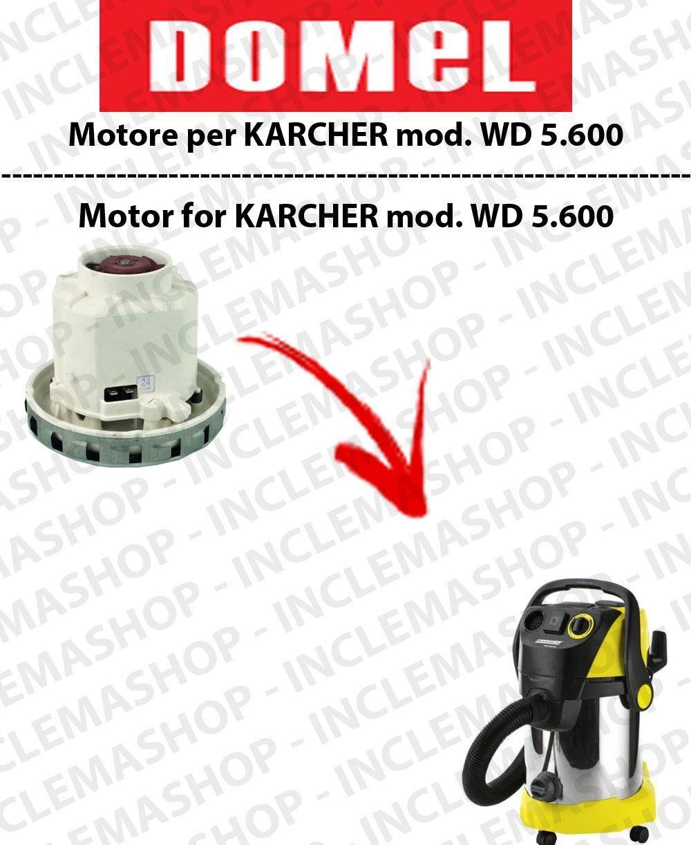 Karcher WD 5.800 MOTORE ASPIRAZIONE DOMEL per aspirapolvere -2