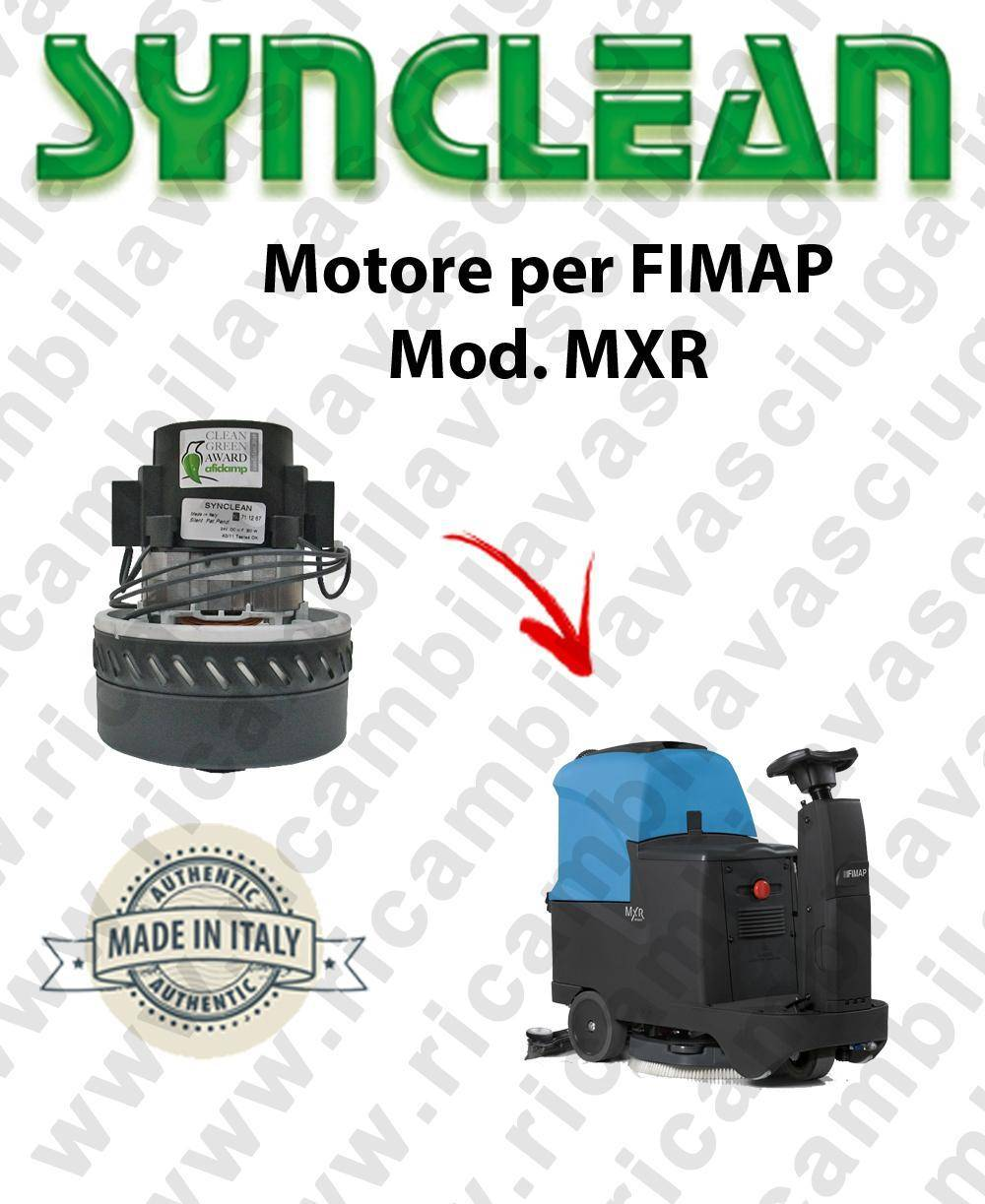 Fimap MXR motore aspirazione SYNCLEAN per lavapavimenti