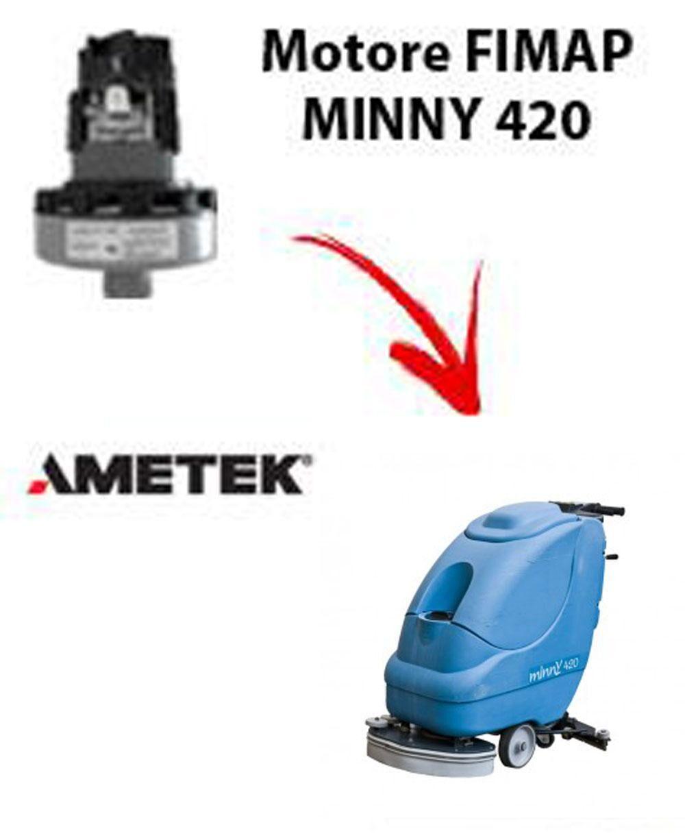 Fimap Motore Ametek di aspirazione per lavapavimenti MINNY 420