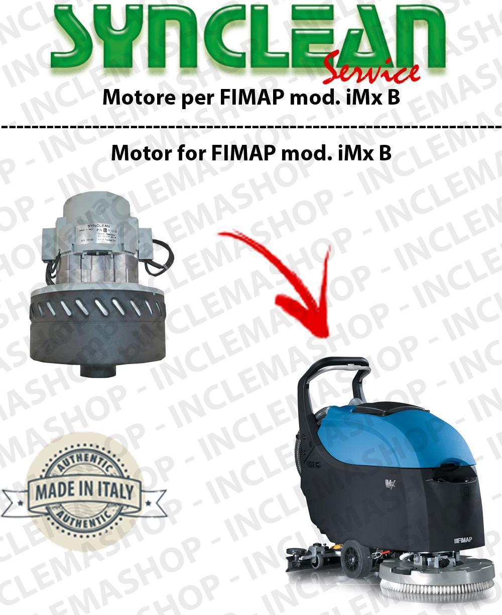 Fimap IMx B motore aspirazione SYNCLEAN per lavapavimenti