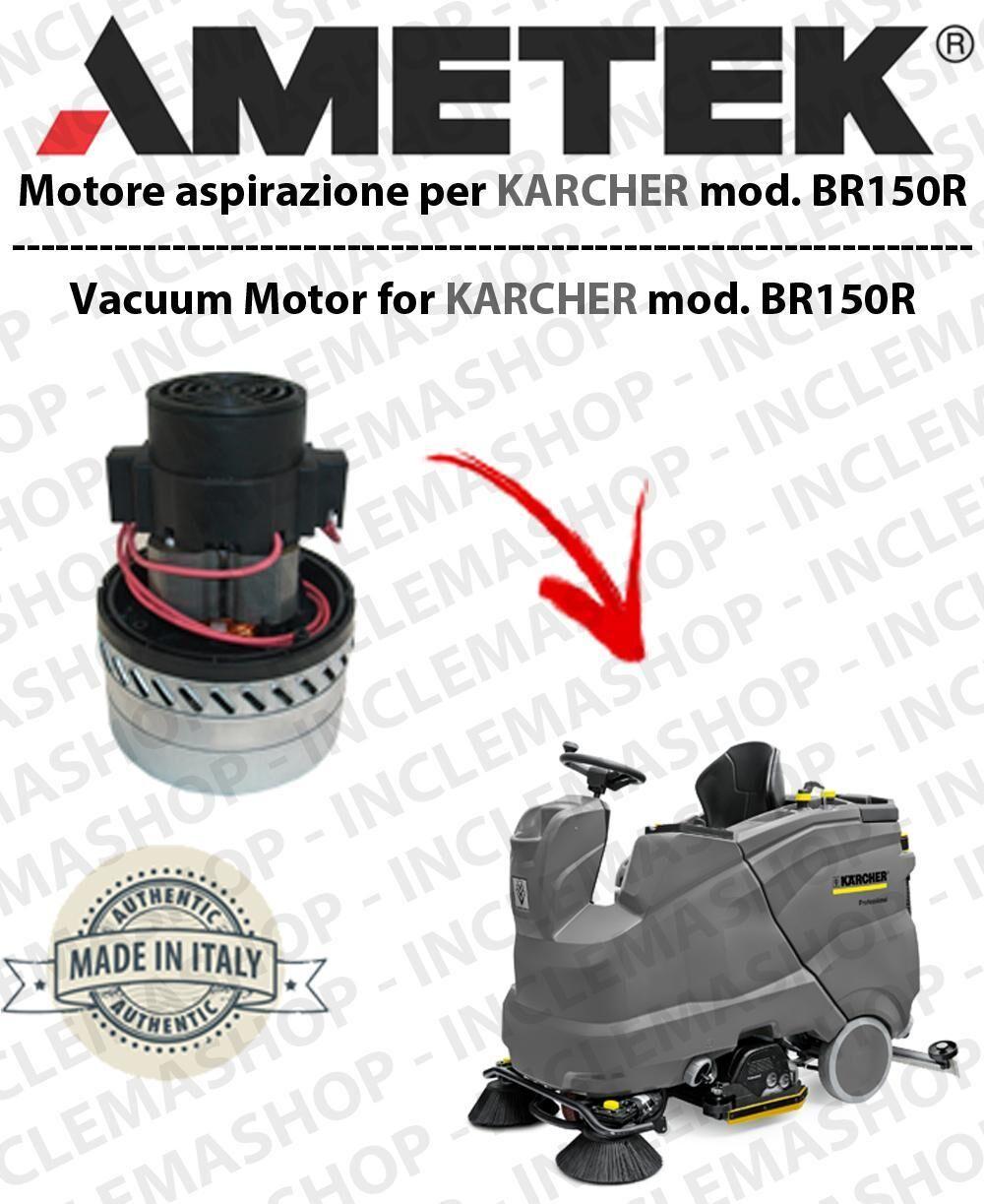 Karcher BR150R Motore aspirazione AMETEK ITALIA per lavapavimenti