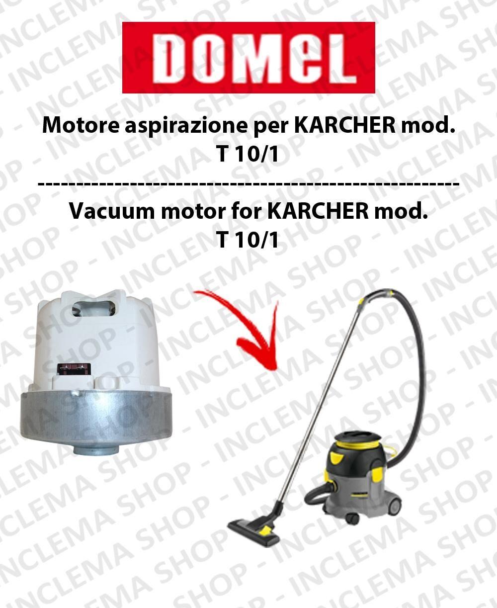 Karcher T 10/1 MOTORE AMETEK di aspirazione per aspirapolvere