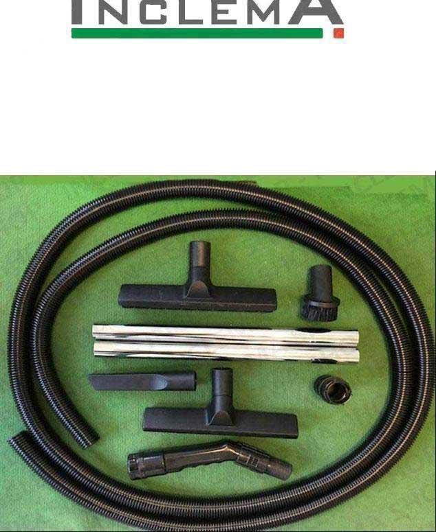 AEG KIT tubo flessibile e Accessori Aspirapolvere e aspiraliquidi AP 2-200 ELCP ø36 (tubo diametro 32) valido per