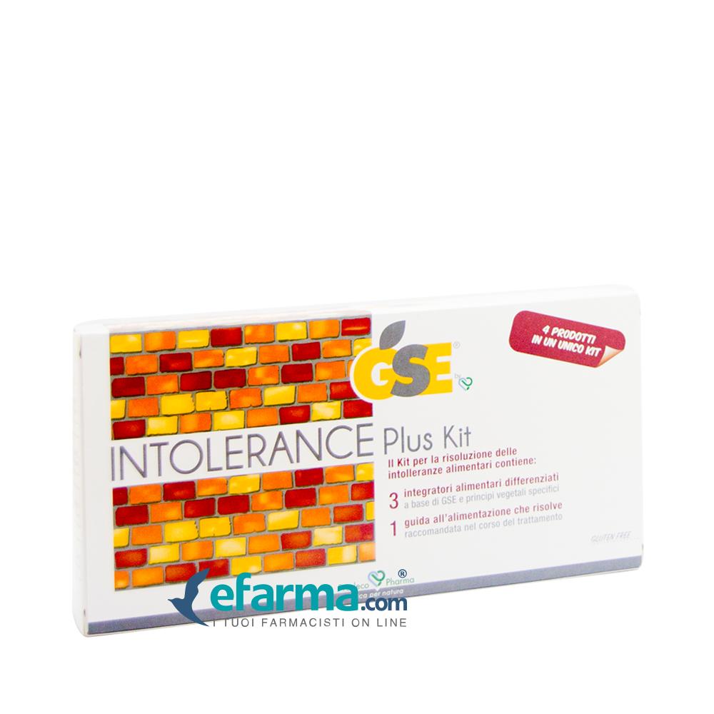 gse intolerance plus kit integratore intolleranze alimentari 45 capsule