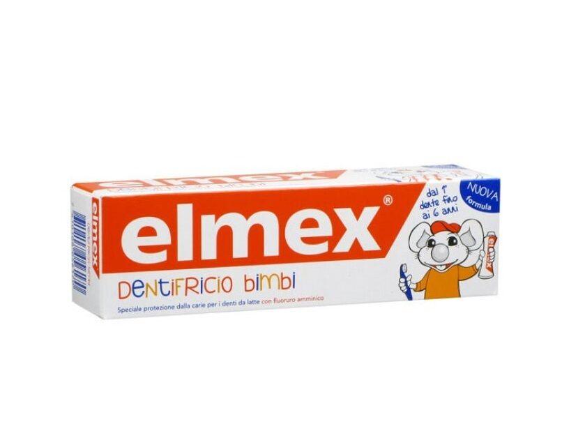 ELMEX Dentifricio Bimbi 0-6 Anni 50Ml