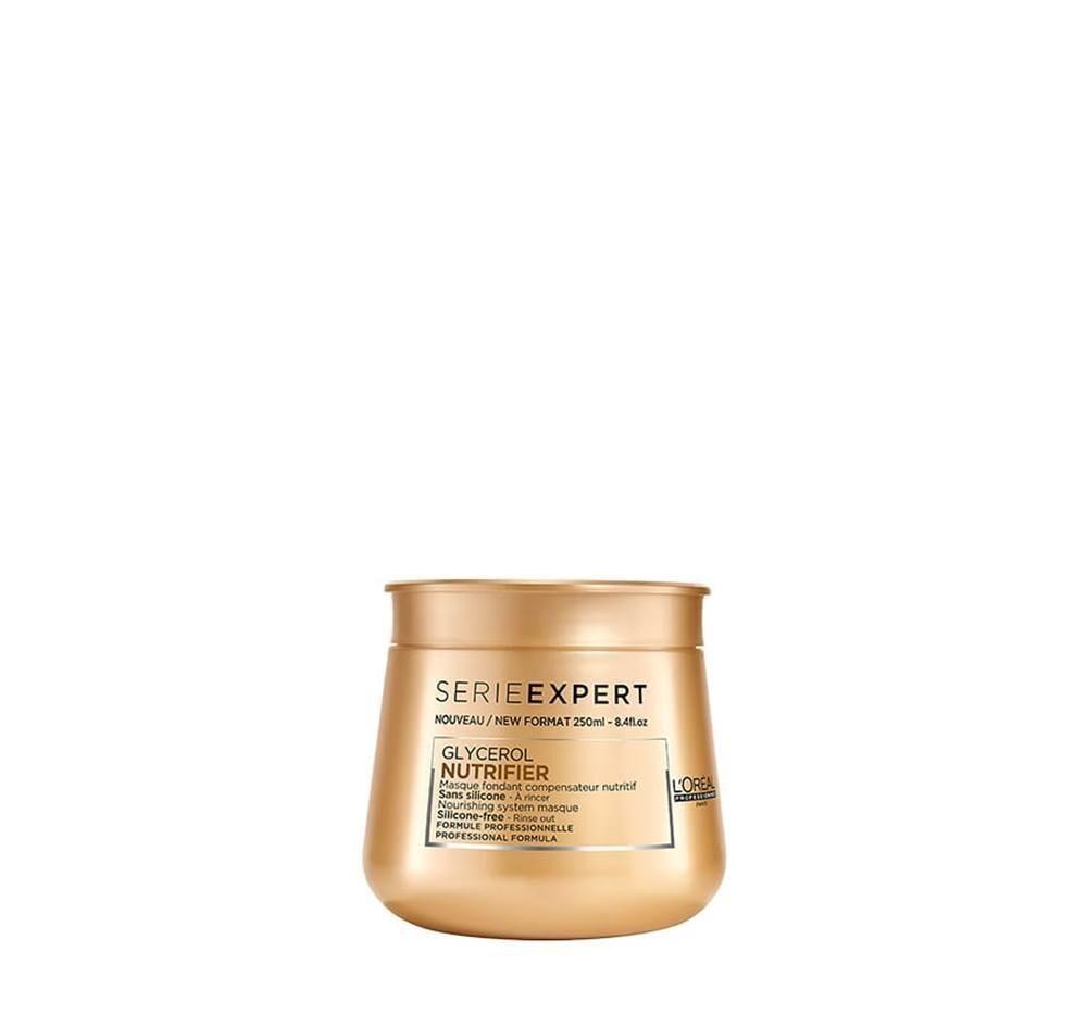 l`oreal professionnel l'oréal paris serie expert nutrifier maschera per capelli donna 250 ml