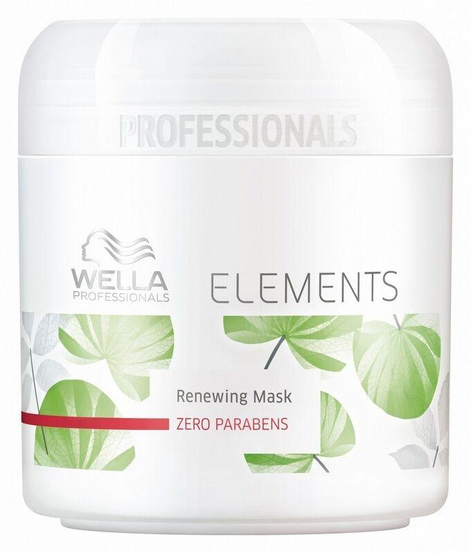 wella elements maschera restitutiva 150m