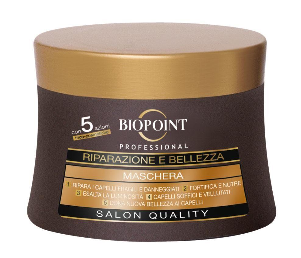 biopoint pv04820 maschera per capelli donna 250 ml